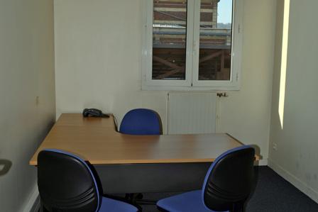 Louer le bureau de la maison des associations Rouenfr