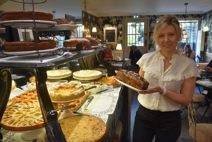Le salon de thé Dame Cakes, au 70 rue Saint-Romain, allie la douceurs des saveurs et le charme du décor