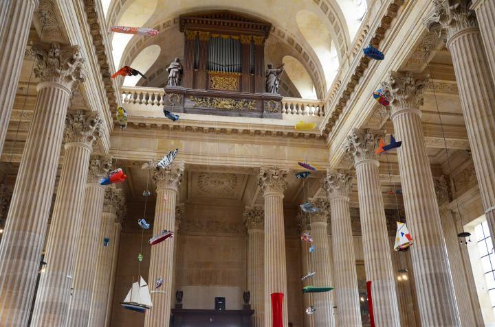 """Expo """"Ex-voto"""" à l'église de la Madeleine"""