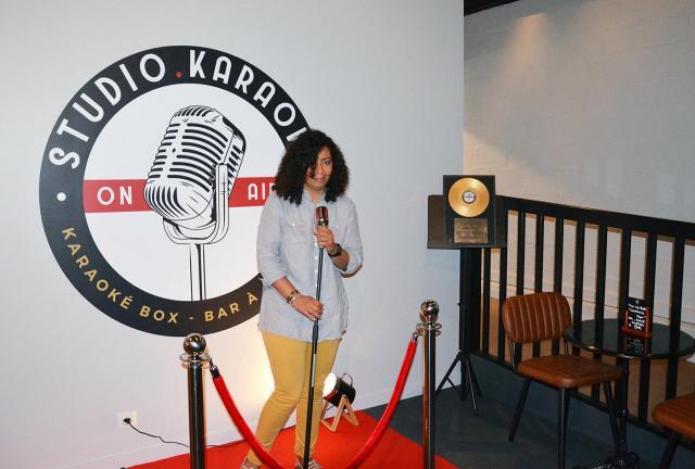 Linda Montier-Henry du Studio Karaoké