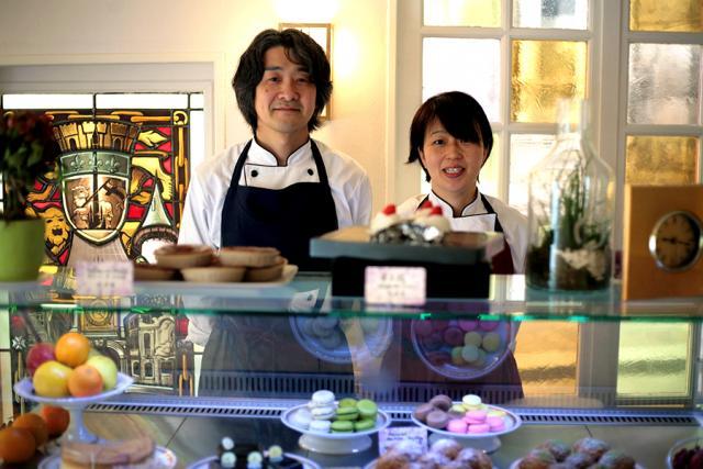 Kenta et Akira