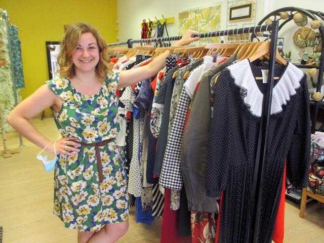 Justine Groult de la boutique Uztassap