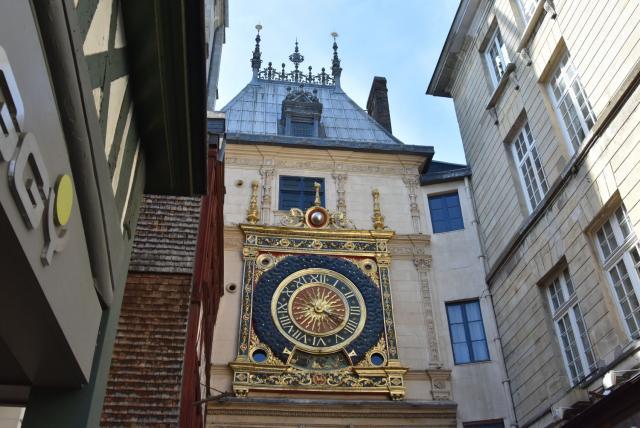 Le Gros-Horloge à Rouen