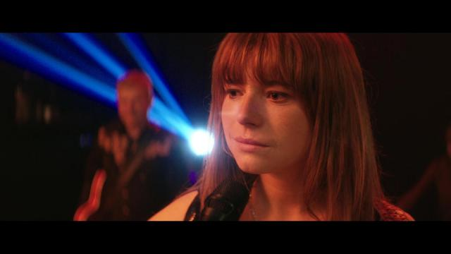 "Jessie Buckley dans ""Wild Rose"""