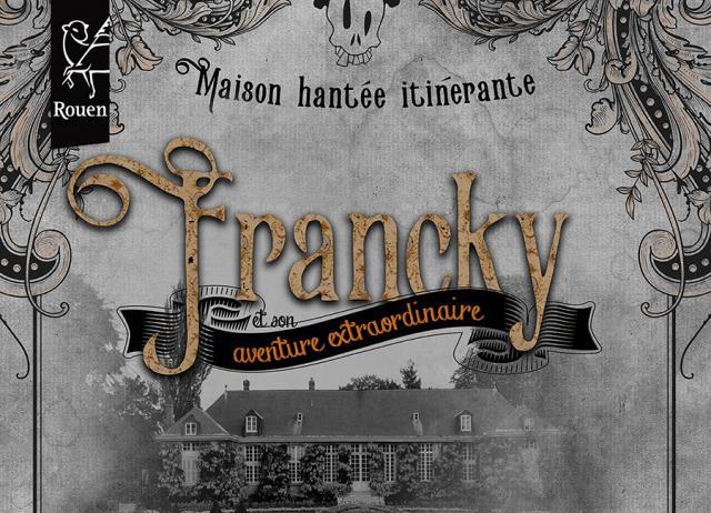 Visuel soirées Francky au Jardin des plantes
