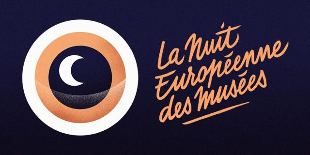 Visuel 2019 de la Nuit Européenne des musées