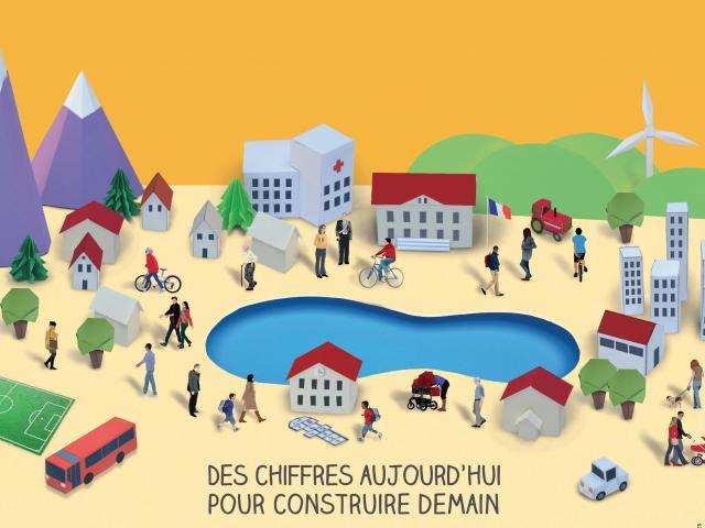 Affiche du recensement 2019