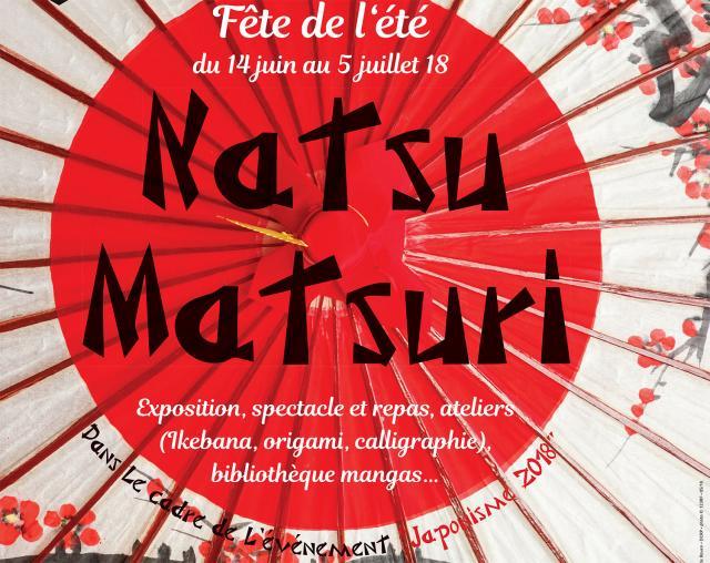 Visuel Natsu Matsuri