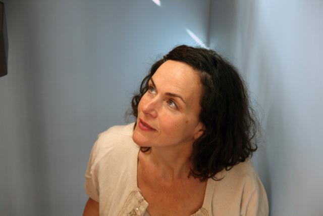 Agnès Desarthe par Dante Desarthe
