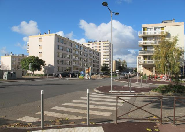 Accessibilit et stationnement sur l 39 le lacroix for Piscine ile lacroix rouen