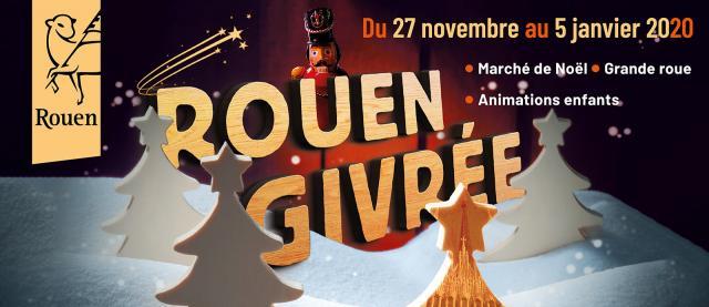 Visuel de Rouen givrée 2019