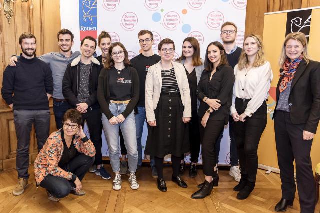 Les lauréats de la Bourse Tremplin 2019