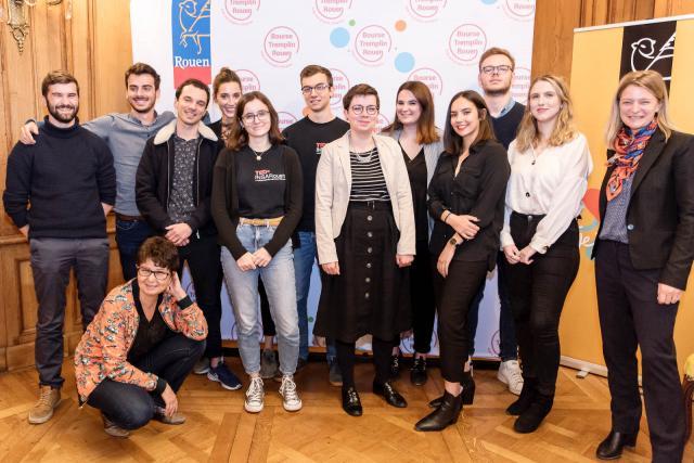 Lauréats Bourse Tremplin 2019