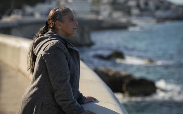 """Halima Benhamed dans """"Bonne mère"""""""