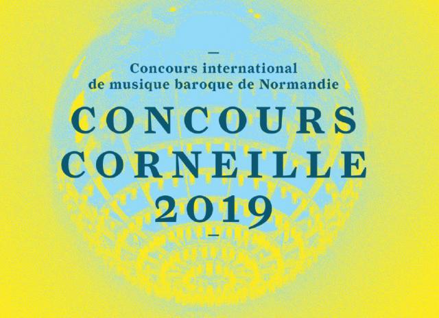 Le visuel du concours Corneille 2019