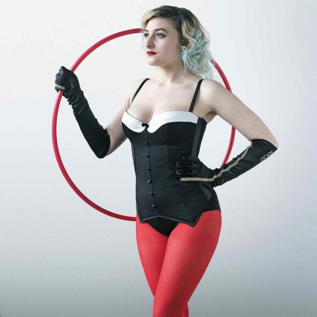 Visuel Carmen, reine du cirque