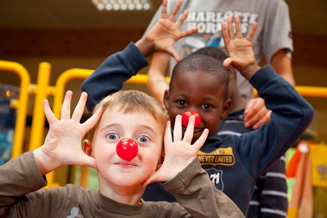 Enfants au centre de loisirs du Petit Prince