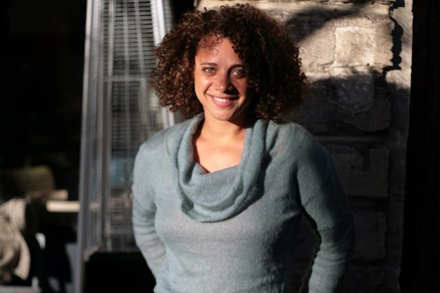 L'actrice rouennaise Clémentine Justine