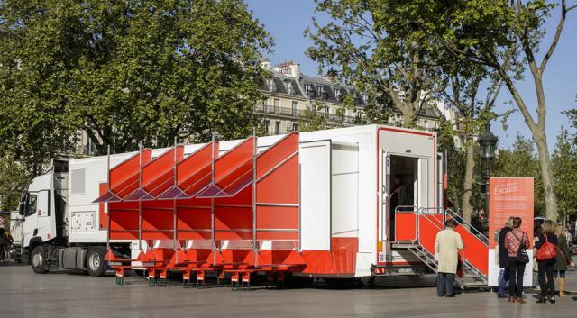 Photo du Musée Mobile