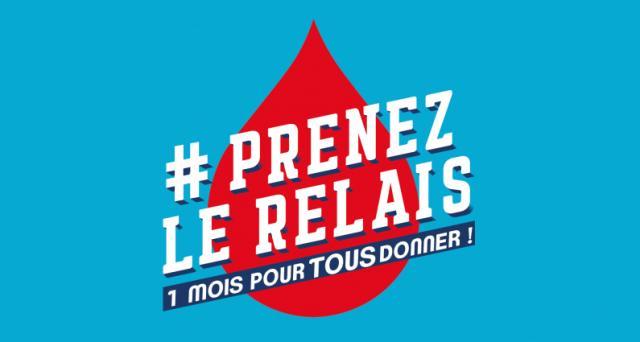 Visuel campagne Don du sang