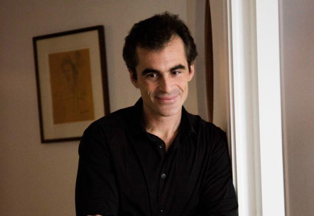 Raphaël Enthoven par Francesca Mantovani