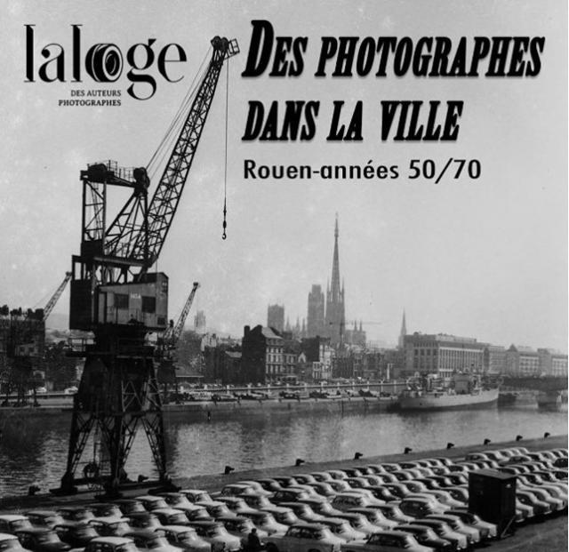 """Visuel Exposition """"Des photographes dans la ville"""""""