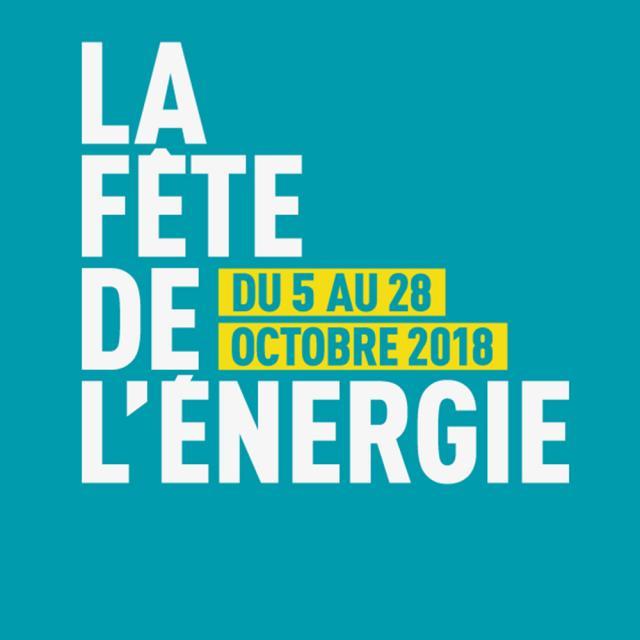 Visuel fête de l'énergie 2018