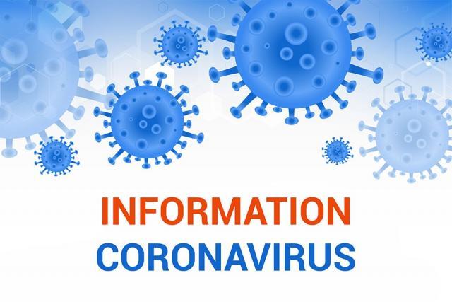 Illustration Information Coronavirus