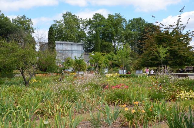 informations pratiques visite guide du jardin des plantes - Jardin Des Plantes Rouen