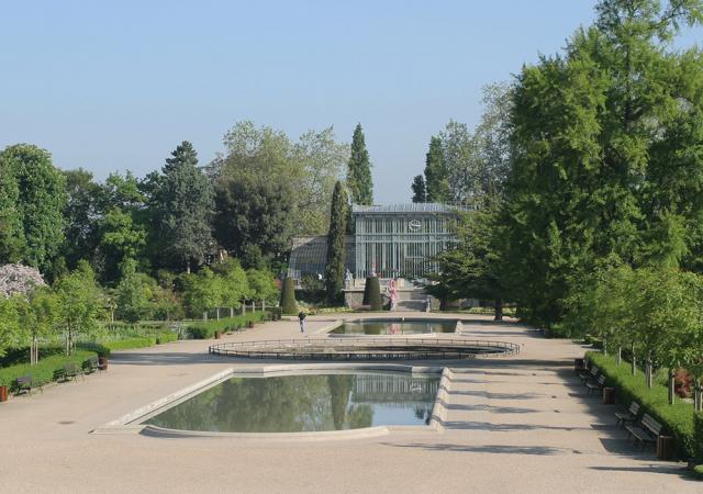 Deux expositions pendant l 39 t au jardin des plantes - Adresse jardin des plantes rouen ...
