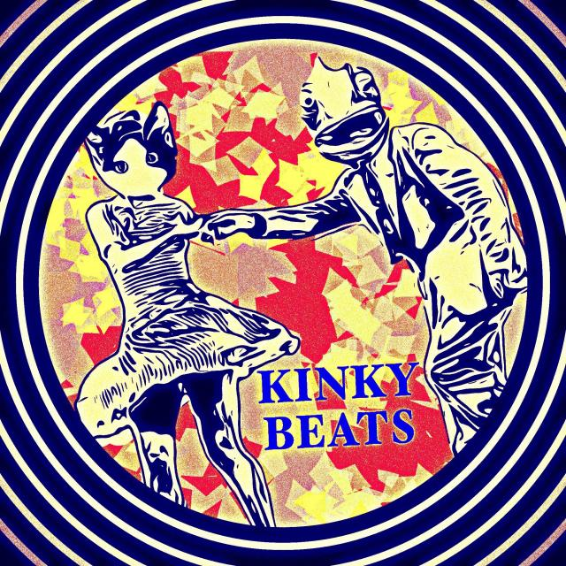 Le visuel des Kinky Beats