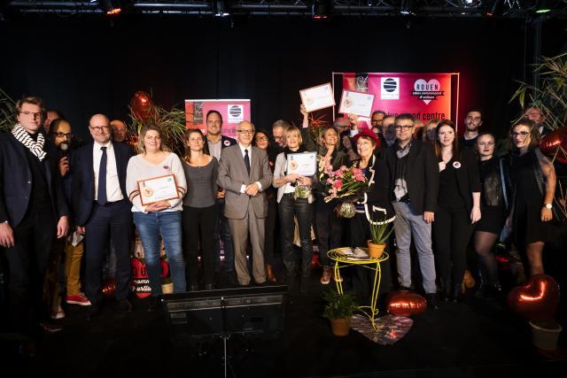 Les lauréats du Prix de l'accueil de Rouen 2019