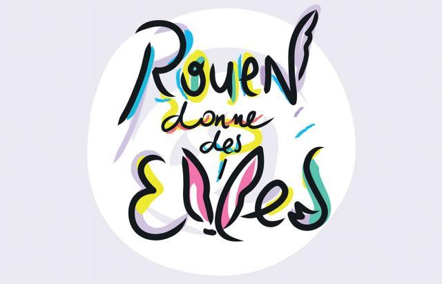 Logo Rouen donne des elles 2019