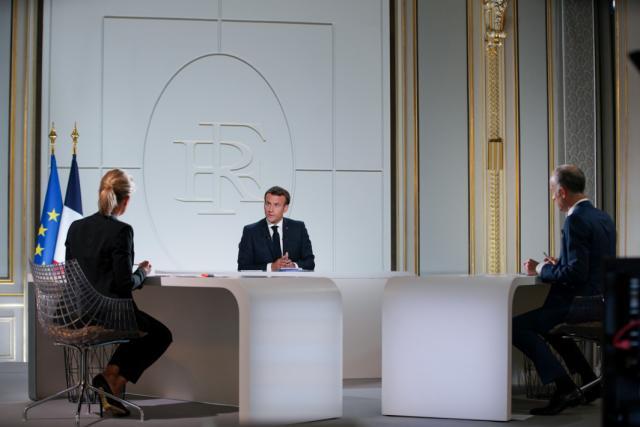 Interview du Président de la République
