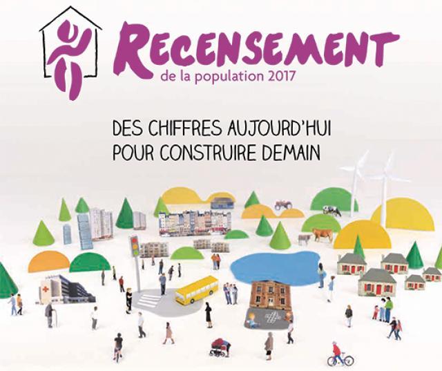 Visuel du recensement 2017