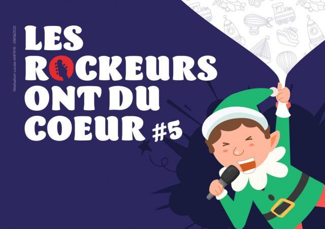 """Bandeau site """"Rockeurs ont du cœur"""""""