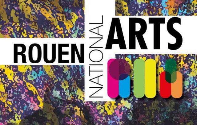 Visuel Rouen national Arts