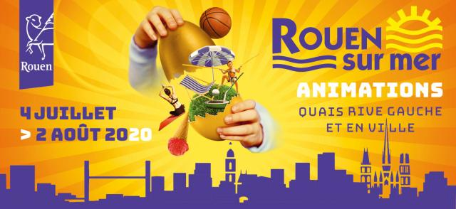 Rouen sur mer 2020