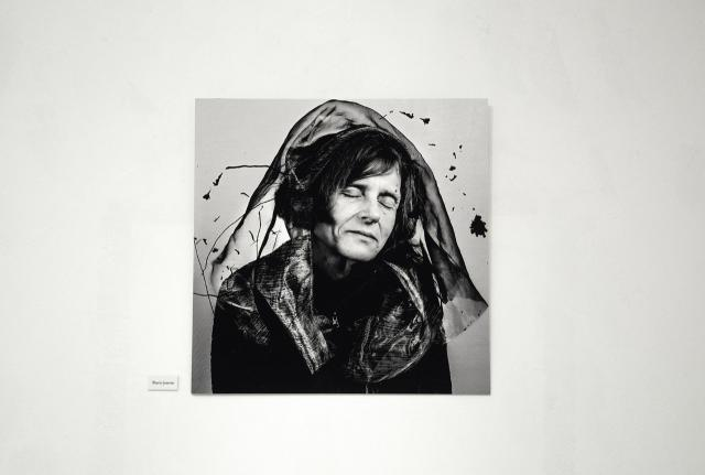 """Portrait """"Marie-Jeanne"""" de Lydie Turco"""