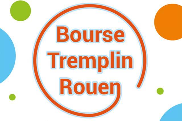 Visuel Bourse Tremplin Rouen