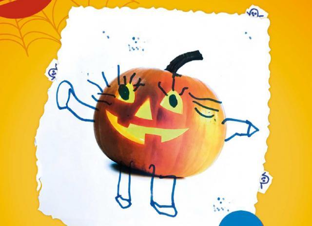 Visuel Halloween au Panorama XXL