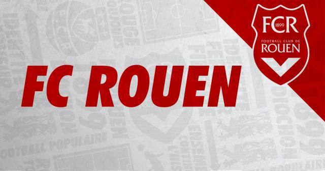 Visuel FC Rouen