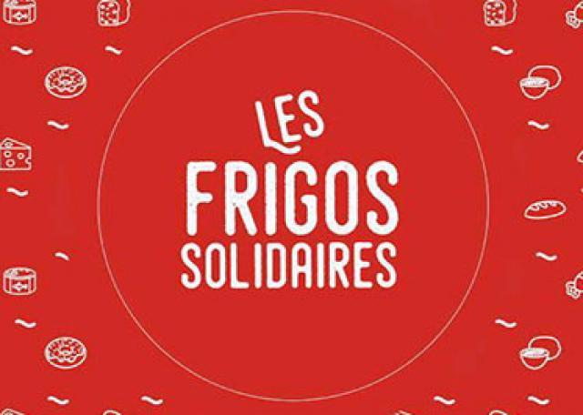 Logo Les frigos solidaires