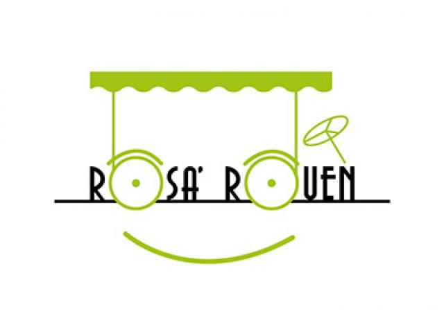 Logo Rosa Rouen