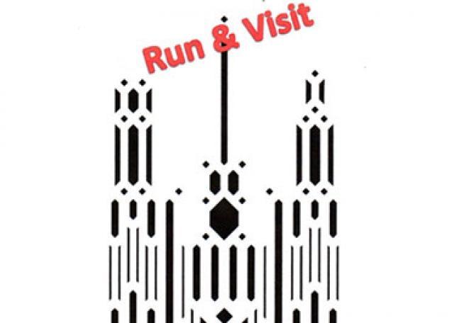 Logo Run & Visit