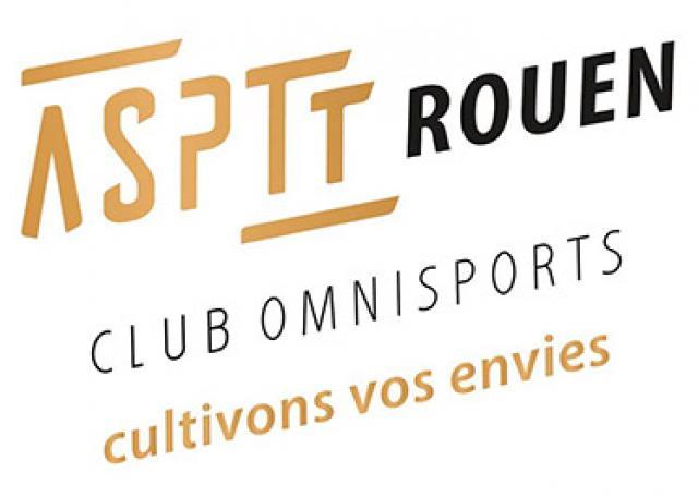 Logo ASPTT Rouen
