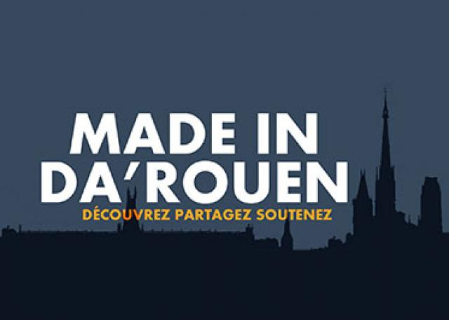Logo Made in Da'Rouen