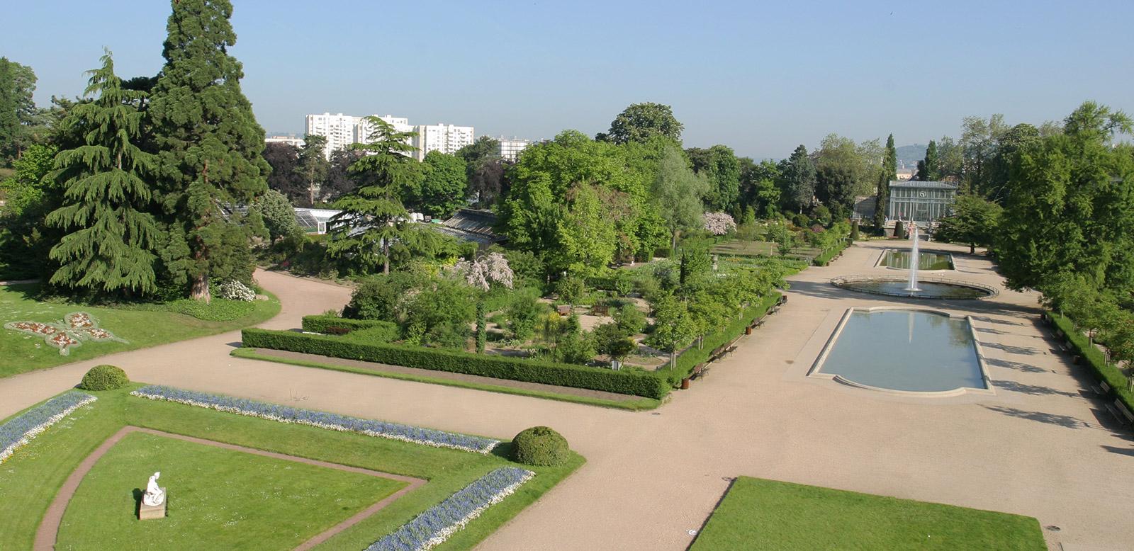 Jardin des Plantes | Rouen.fr