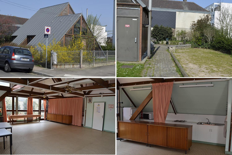 Louer La Maison De Quartier Louis Poterat Rouen Fr