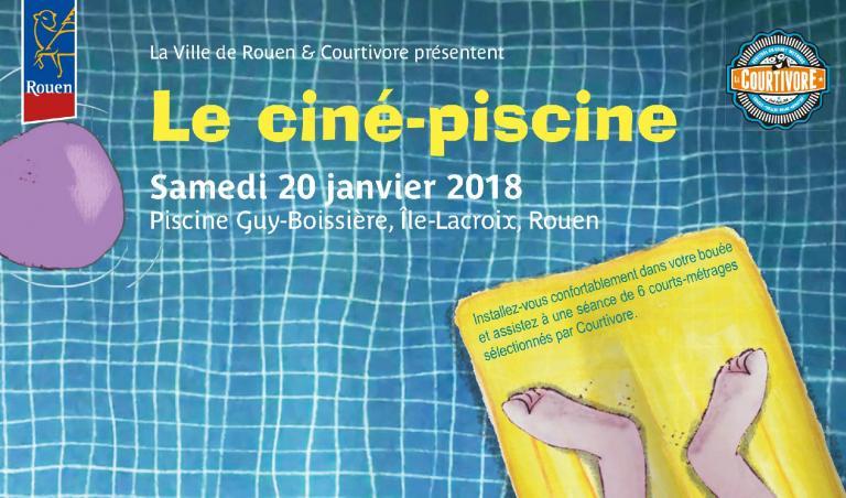 L article de la semaine exposition rouen en 3d l for Piscine ile lacroix